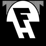 Fimleikafélag Hafnarfjordur logo
