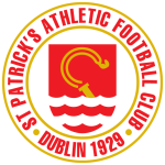 St Pat's logo