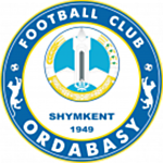 FK Ordabasy Shymkent logo