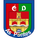 CD As Pontes logo