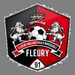 Football Club Fleury 91 logo