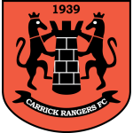 Carrick Rangers FC logo