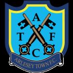 Arlesey Town FC logo