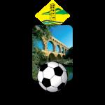 ES Uzès Pont du Gard logo