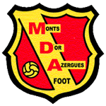 Monts d'Or Azergues Foot logo