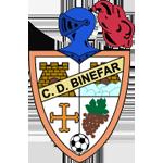 CD Binéfar logo