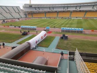Estadio Juan Domingo Perón
