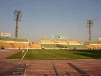 Arab Contractors Stadium