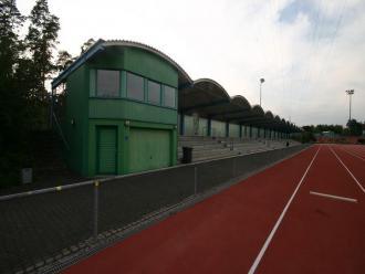 Städtisches Stadion im Sportzentrum am Prischoß