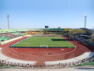 New Suez Stadium