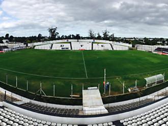 Estadio Jardines del Hipódromo