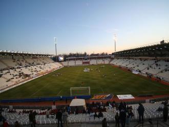 Estadio Carlos Belmonte
