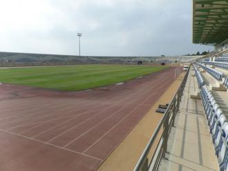 Estadio de Municipal Santo Domingo