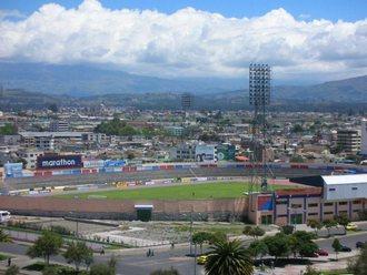 Estadio Olímpico de Riobamba