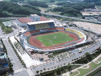 Seongnam Tancheon Sports Complex