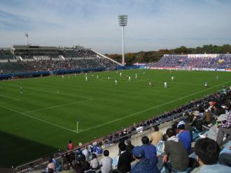 Nippatsu Mitsuzawa Stadium