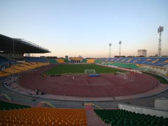 Stadion Oqjetpes