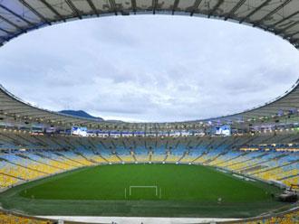 Estadio Jornalista Mário Filho
