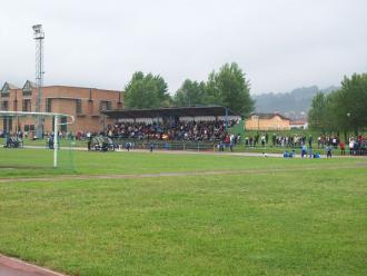 Estadio Municipal de Deportes de Los Corrales