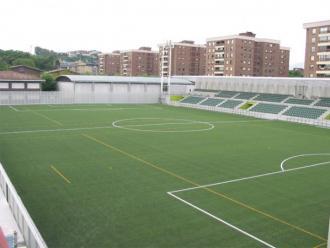 Estadio Municipal de Gobela
