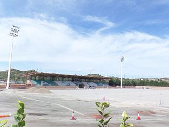 Estadio Municipal d'Ascó