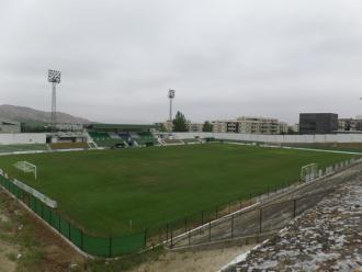 Estadio El Maulí