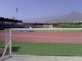 Estadio Antonio Domínguez Alfonso