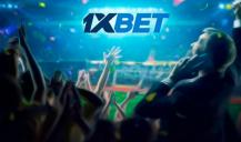1xBet presents new website