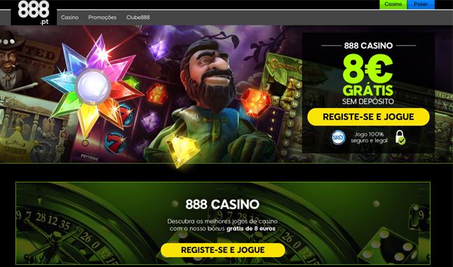 888.pt - nova licença de jogos de fortuna ou azar