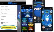 Nova app 888poker: para Android e iOS
