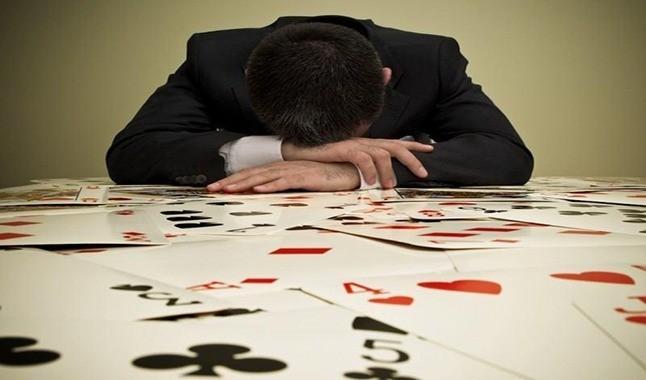 Bad beat in Poker