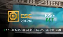 Ganha uma Free Bet no Euro 2020 com a ESC Online