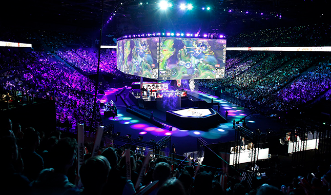 LoL: World Championship Semifinals this weekend