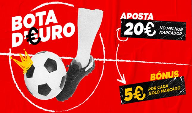 Promoção Euro 2020 da Betclic