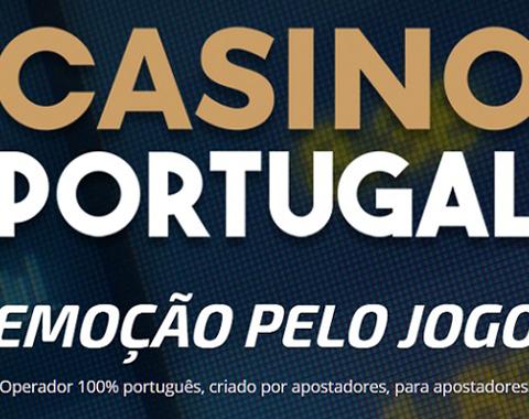Casino Portugal com licença de Apostas desportivas à cota