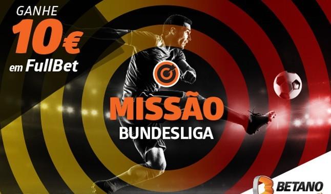 Bundesliga de volta? Ganha apostas na Betano