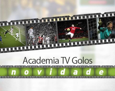 Novidade: Academia TV Golos