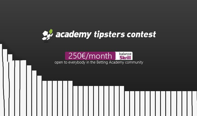 All our members are welcome to participate in Academy Tipster contest!