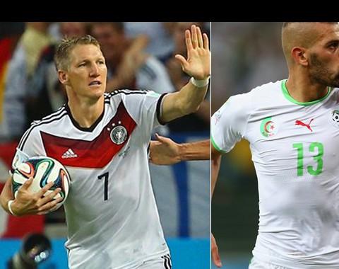 Alemanha vs Argélia:  o maior prémio que vais encontrar ao apostar em qualquer uma destas equipas