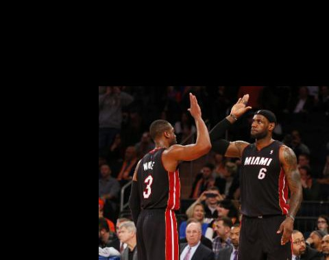 NBA: Miami Heat querem encostar Indiana Pacers à parede