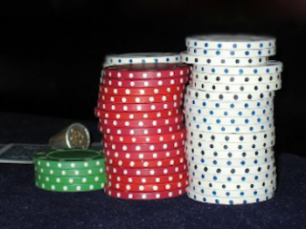 Poker open the bets: size matters