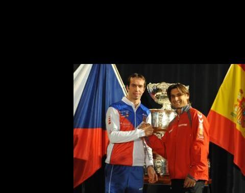 Final Taça Davis: Factor Casa favorece equipa checa