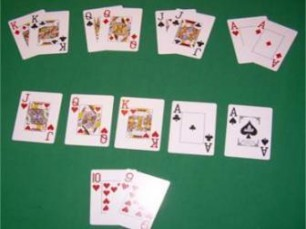 "Lear how to deal with ""bad beats"" in Poker"