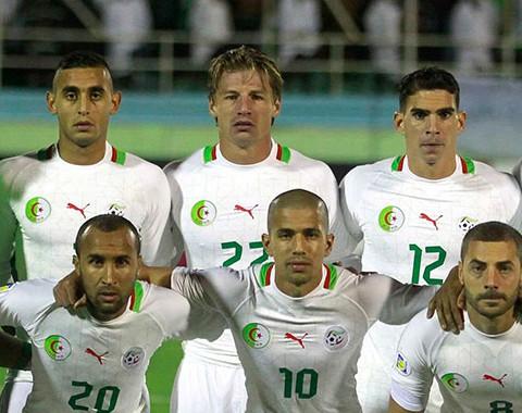 Análise da Seleção da Argélia de Ghilas, Feghouli e Nabil Bentaleb