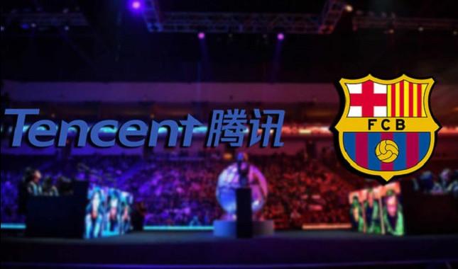 Barcelona entra em parceria histórica de eSports