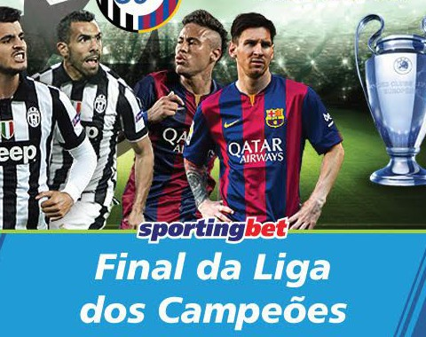 Barcelona vs Juventus: Messi, Neymar, Morata ou Tevez marcam e tu lucras