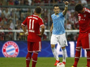 Análise do jogo da Liga dos Campeões: Bayern vs Manchester City (17 Setembro 2014)