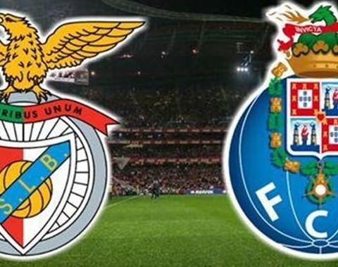 Benfica vs FC Porto os golos oferecem 20€