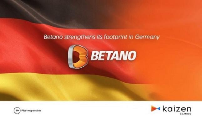 Betano com licença para operar apostas desportivas na Alemanha