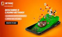 Ganha bónus de 100% no Casino Betano